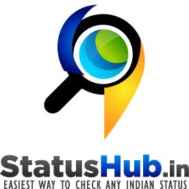 StatusHub - Easiest way to check any Indian status