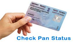 Check Pan Status
