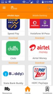 AP Purse list of ewallet apps