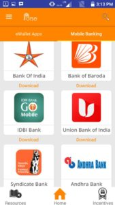AP Purse mobile banking apps
