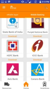 AP Purse all mobile banking apps