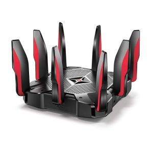 tp-link archer c5400x ac5400 tri-band gaming router review